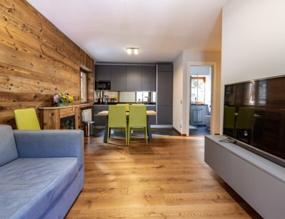 Limone Piemonte – Appartamento a ristrutturato