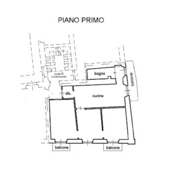 Cuneo centro storico – Appartamento da investimento